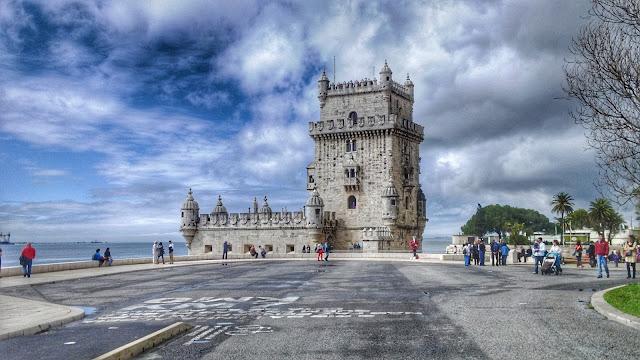 Torre de Belem Lisboa Portugal