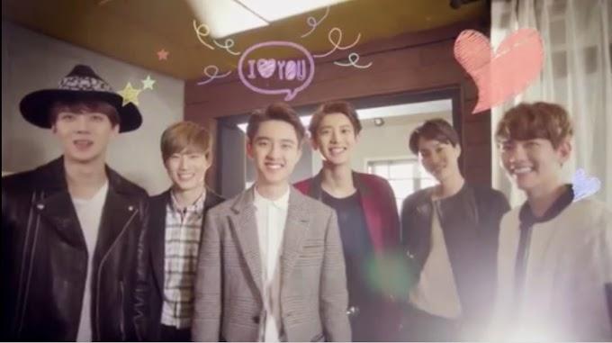 Review Web Drama Korea :EXO Next Door