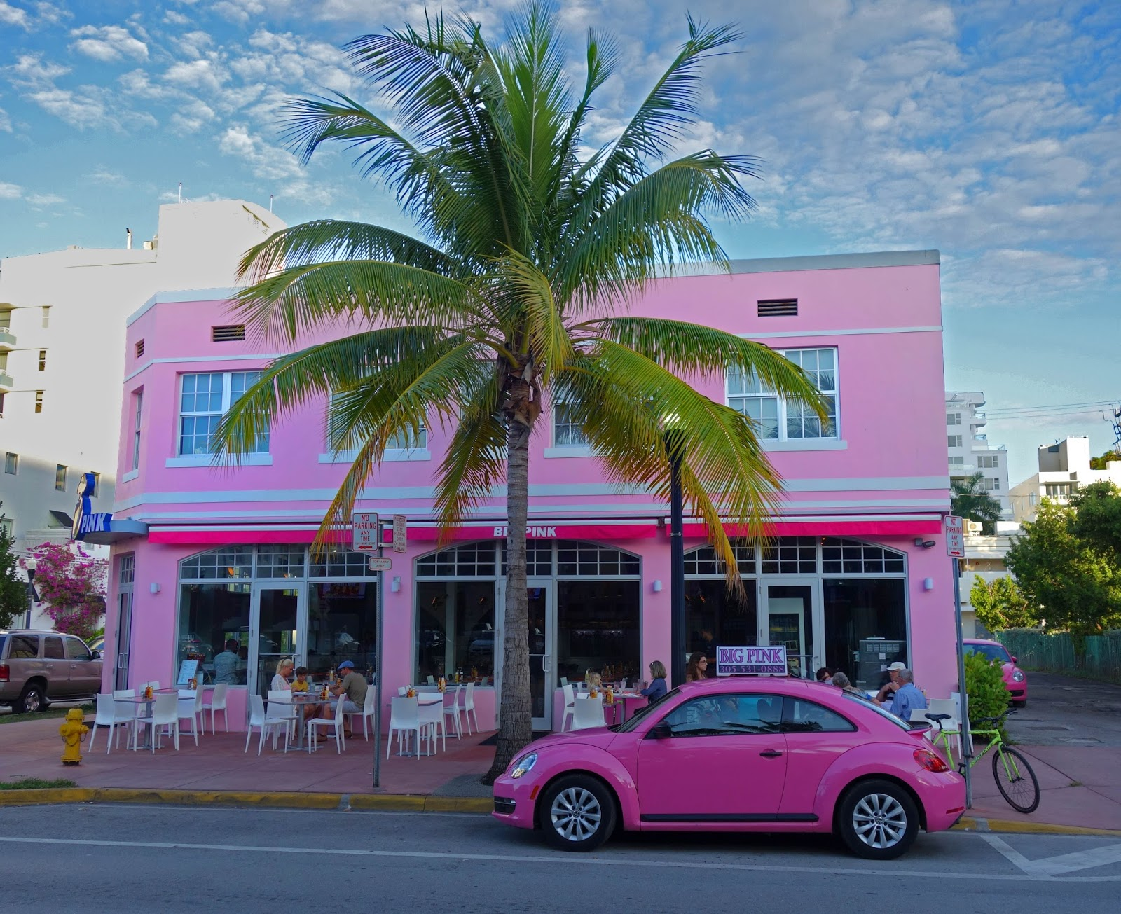 Joeu0026#39;s Retirement Blog: Late Afternoon in South Beach ...