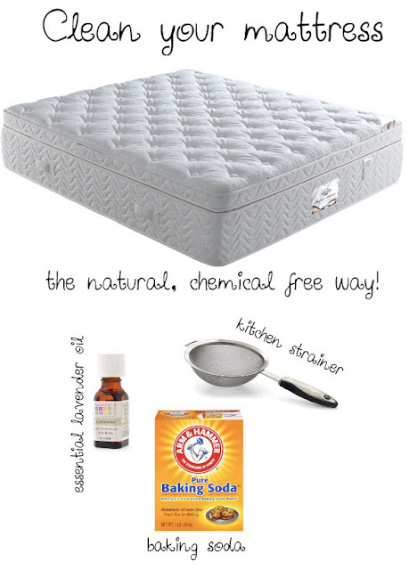 Mattress Time How To Clean Your Mattress The Natural Way