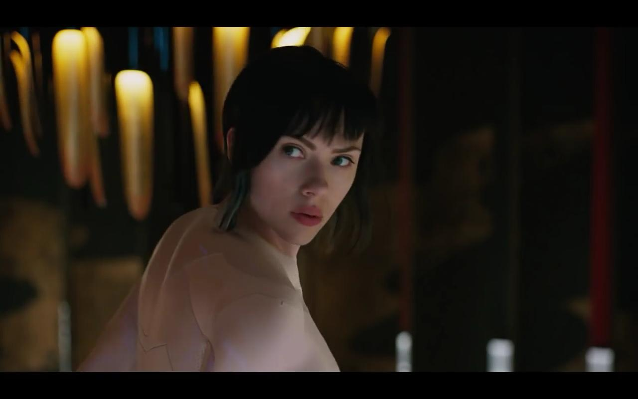 Ghost In The Shell (2017) Movie