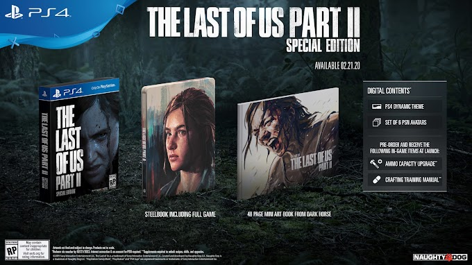 Sorteio do Game The Last of Us Part II Edição Digital Deluxe!!