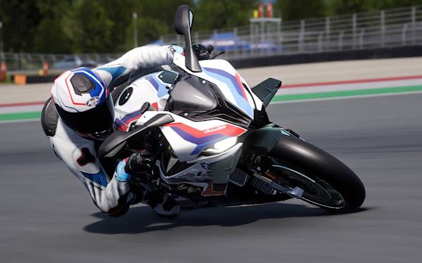 BMW M 1000 RR pode ser pilotada no jogo RIDE 4