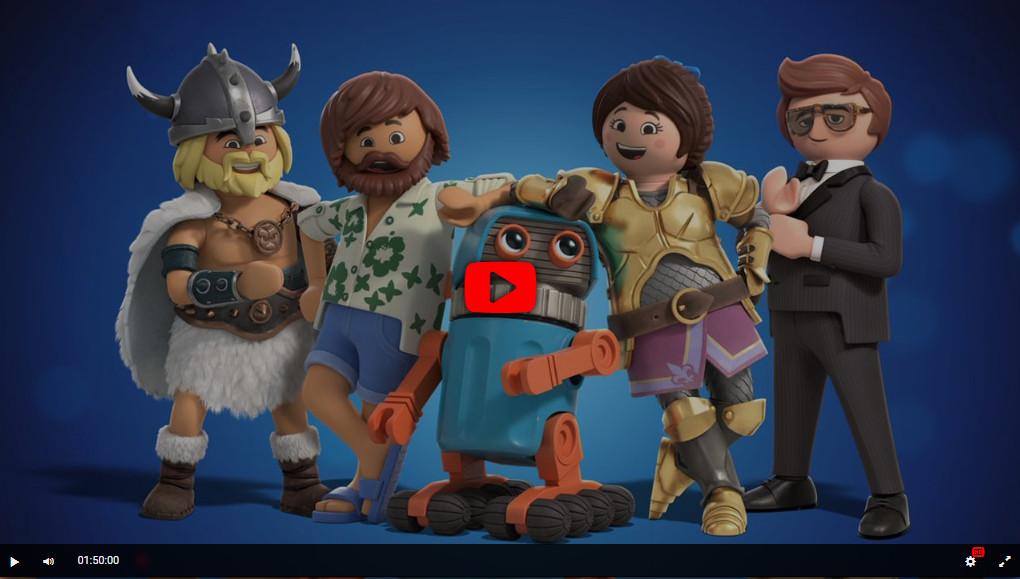 Playmobil: The Movie Película Completa