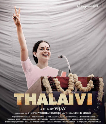 Thalaivii Full Movie Download Tamilrockers,Filmymaza, 9xmovies Filmywap