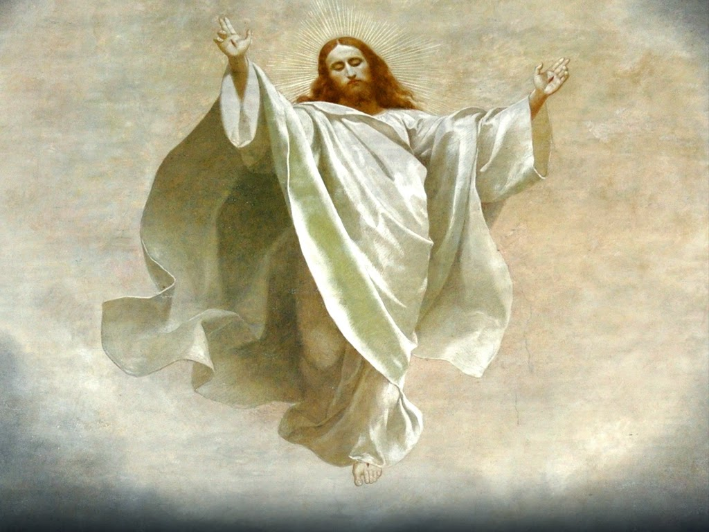 Holy Mass images...: THE ASCENSION OF JESUS