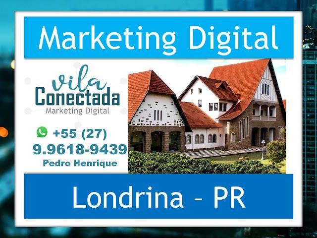 Marketing Digital Profissional Criação Site Loja Virtual Londrina Paraná PR