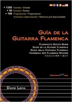 Flamenco's Guitar Guide by David Leiva Guia de la Guitarra