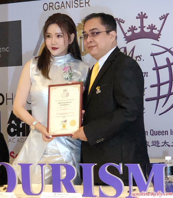 Mrs Malaysia Tourism Queen International Pageant 2019, beauty pageant, beauty, malaysia beauty pageant, tourism malaysia