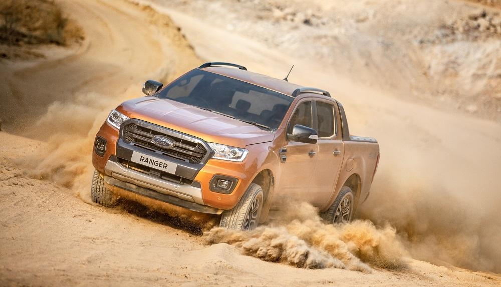 Ford Ranger sẽ được lắp ráp tại Việt Nam