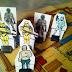Miniaturas de papel de Star Wars, por Khairul Hisham