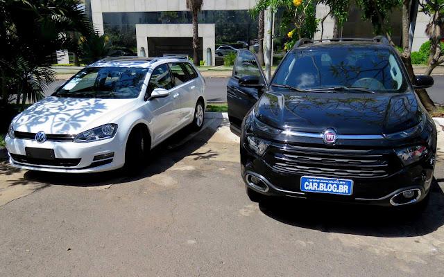 Fiat x Volkswagen