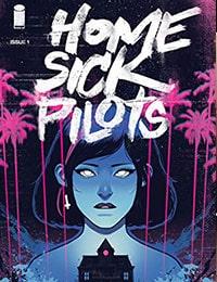 Home Sick Pilots Comic