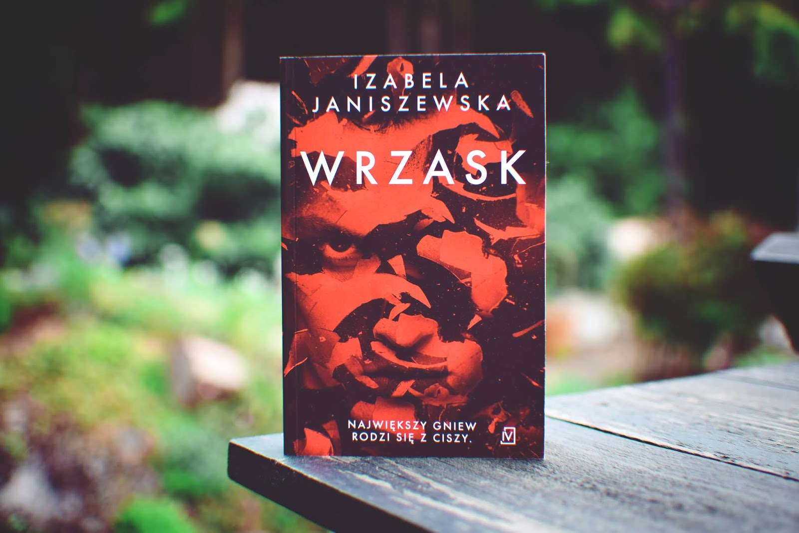IzabelaJaniszewska, kryminał, opowiadanie, recenzja, sensacja, Wrzask, WydawnictwoCzwartaStrona,