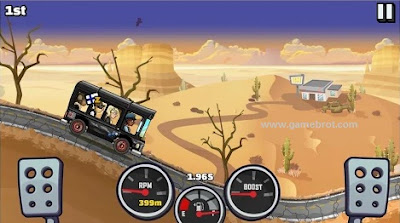 Hill Climb Racing 2 MOD APK v1.31.0 Unlimited Money Coins and Gems Full Unlocked