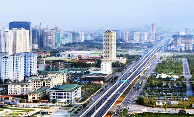 Khu dân cư tại Hà Nội