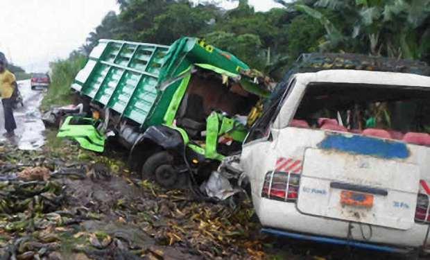 Accident de circulation Cameroun