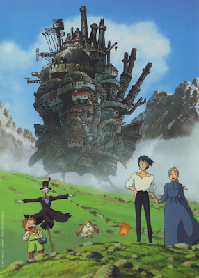 superheroes series, short story, adventure, fantasy, writing, anime, howl's moving castle