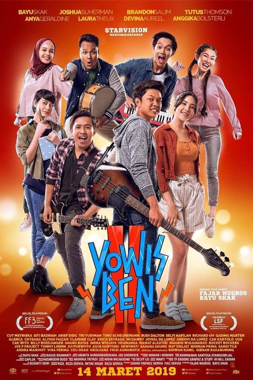 Download Yowis Ben 2 (2019) WEB-DL Full Movies