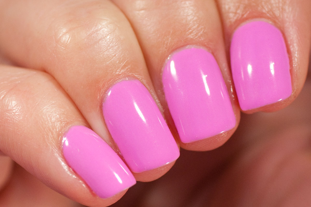 Pink Gellac Exotic Chaos Collection - 326 Chaotic Pink