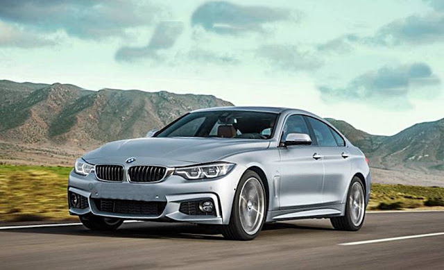 2018 BMW 4-series Gran Coupe Review