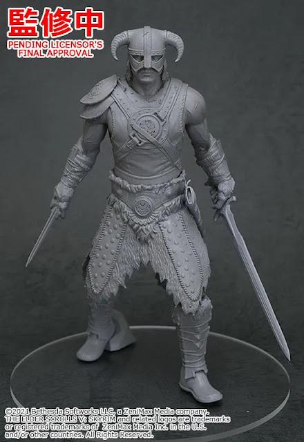 The Elder Scrolls V: Skyrim POP UP PARADE Dovahkiin