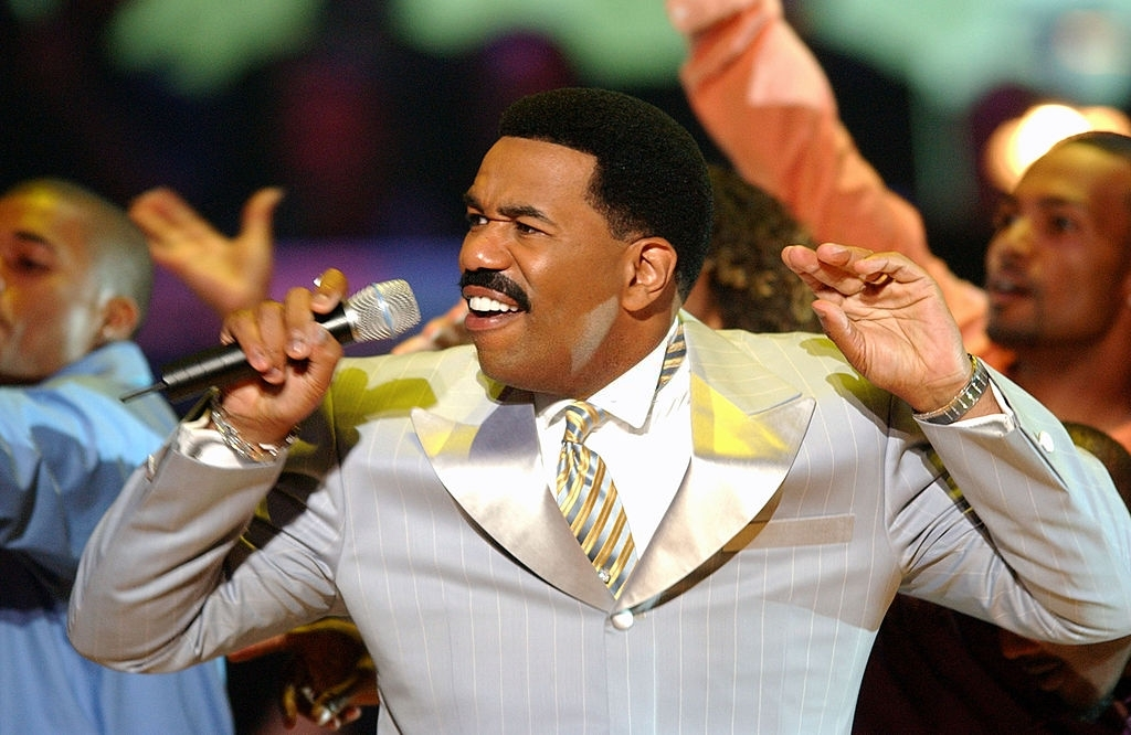 The Truth About Steve Harvey's Homelessness Before Making It Big!