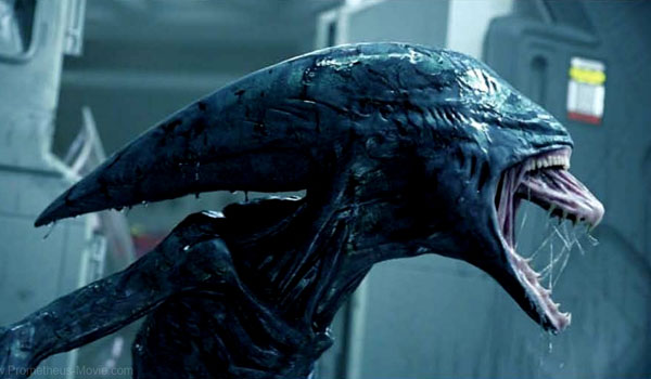 Alien – Covenant (2017) | Xenomorfo em Prometheus | Blog #tas