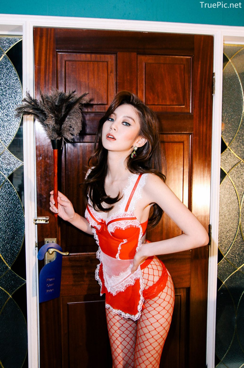 Lee Chae Eun - Korean Lingerie Model - Love Me More Sexy - TruePic.net - Picture 4