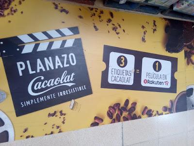 Planazo Cacaolat Rakuten