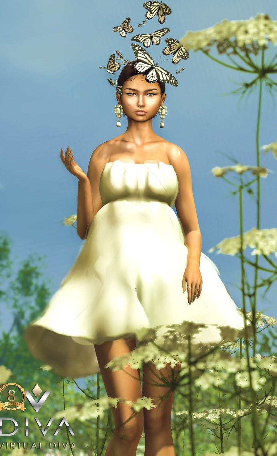 Virtual Diva Couture #7