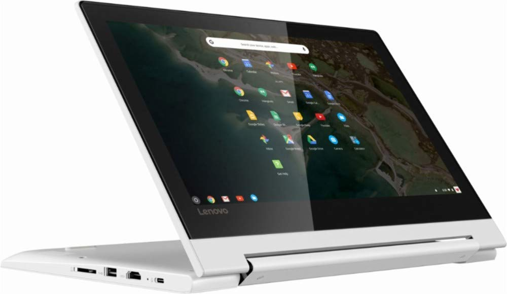 "Lenovo 11.6"" HD IPS Touchscreen 2-in-1 Chromebook"