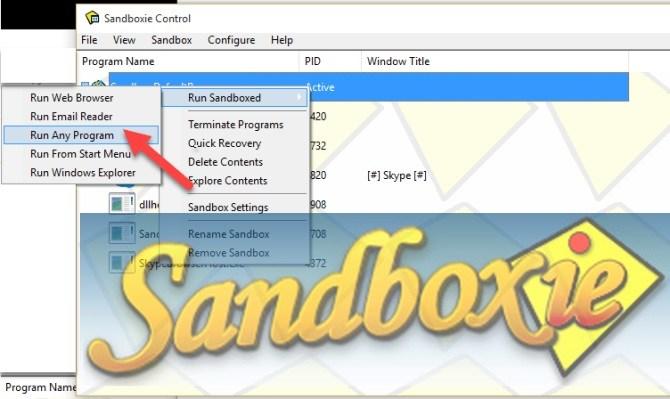 Sandboxie 5.20 Full Version