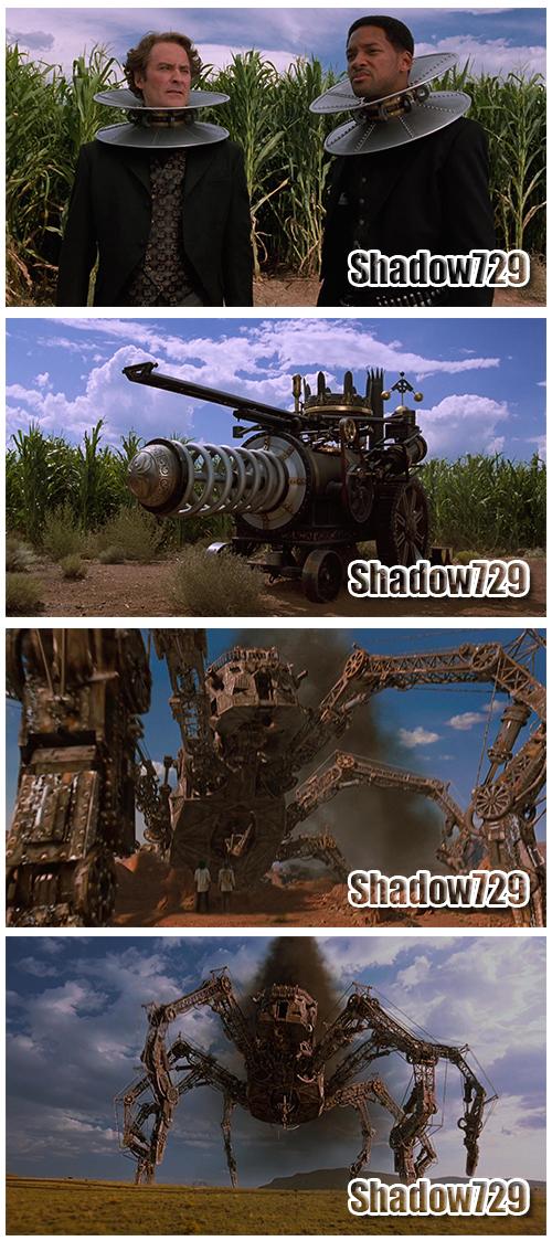 Wild Wild West (1999) [Will Smith] 1080p H264 Dual Steampunk