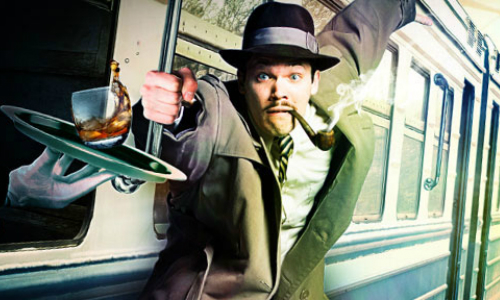 """The 39 Steps"" plays at the Village Theatre"