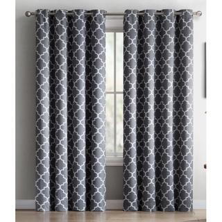 Eclipse Curtain Samara Curtains Sundown Thermaback Panels