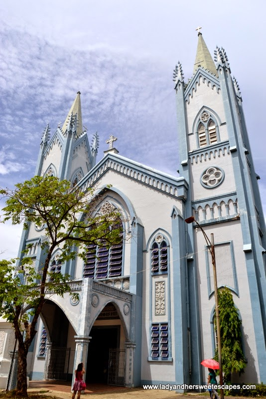 Immaculate Conception Parish in Puerto Princesa