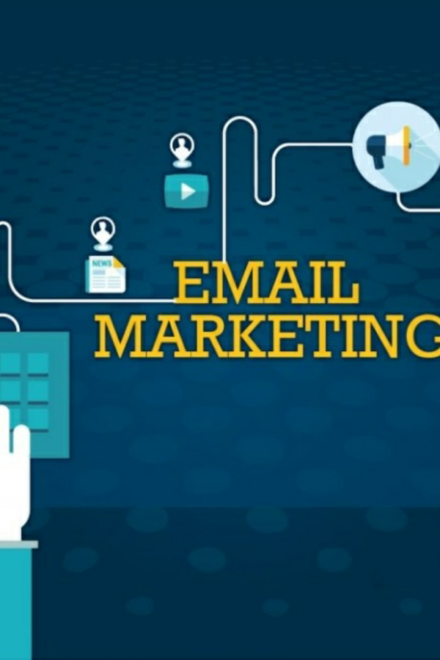 List of email marketing topics to be covered