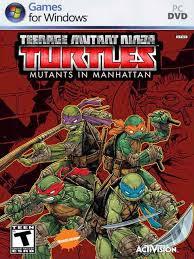 تحميل لعبة Ninja Turtles Mutants in Manhattan