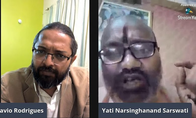 Yati Narsinghanand saraswathi