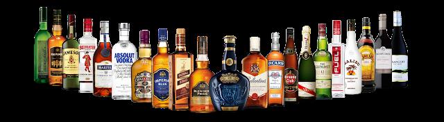 Bottles Brands Pernod Ricard