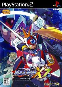 Descargar Rockman X7 PS2