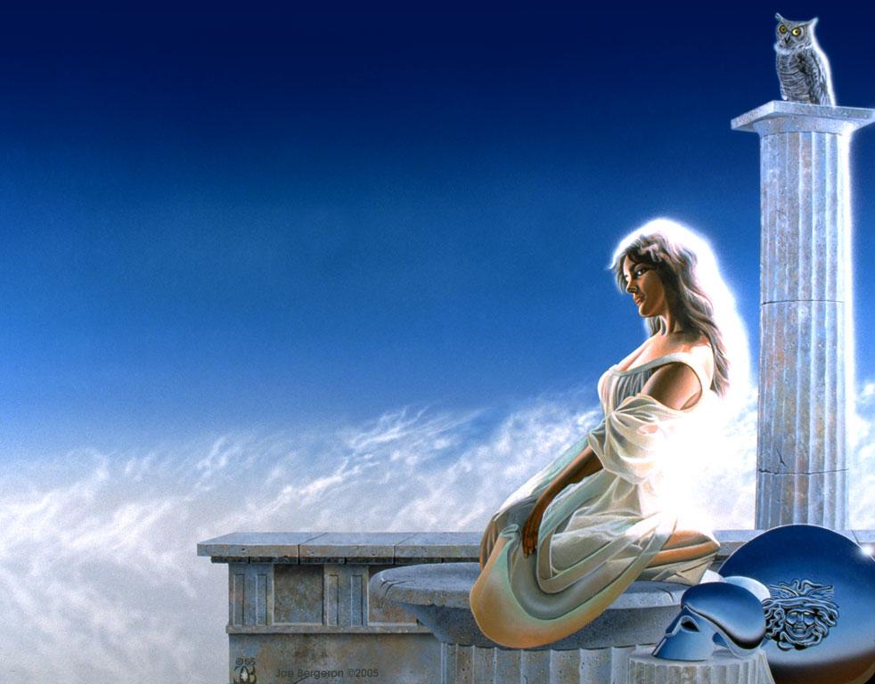 Goddess Of Wisdom