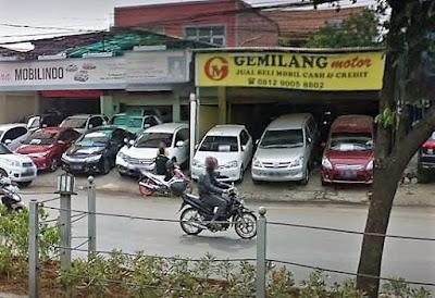 toko dealer mobkas di kota depok