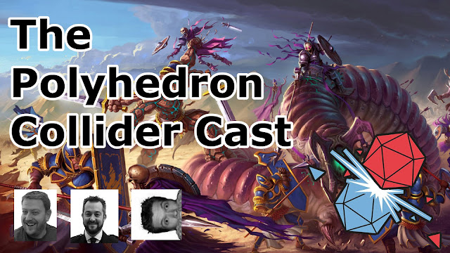 The Polyhedron Collider Cast Episode 29 - Runewars Miniatures Game, This War of Mine and Cave In