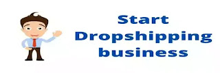 Dropshipping online business