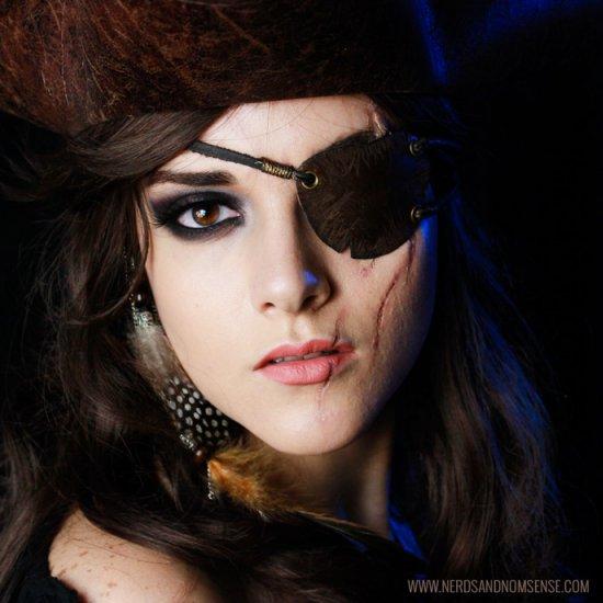 Maquillaje De Pirata Mujer Las Sustancias Txicas Que Tiene El - Maquillaje-de-pirata-para-mujer