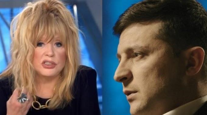Мeрeжy вpазилa заява Пугачової про Зeлeнcькoгo і Україну: всього декілька слів, але скільки в них істини і правди