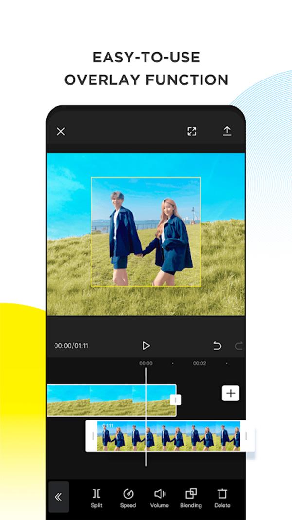Tải CapCut Apk - App chỉnh sửa video cho Android miễn phí f