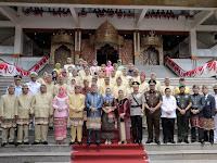 HUT Ke-55, Lampung Terus Maju Untuk Indonesia
